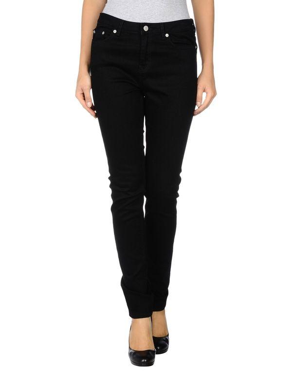 黑色 BLK DNM 牛仔裤