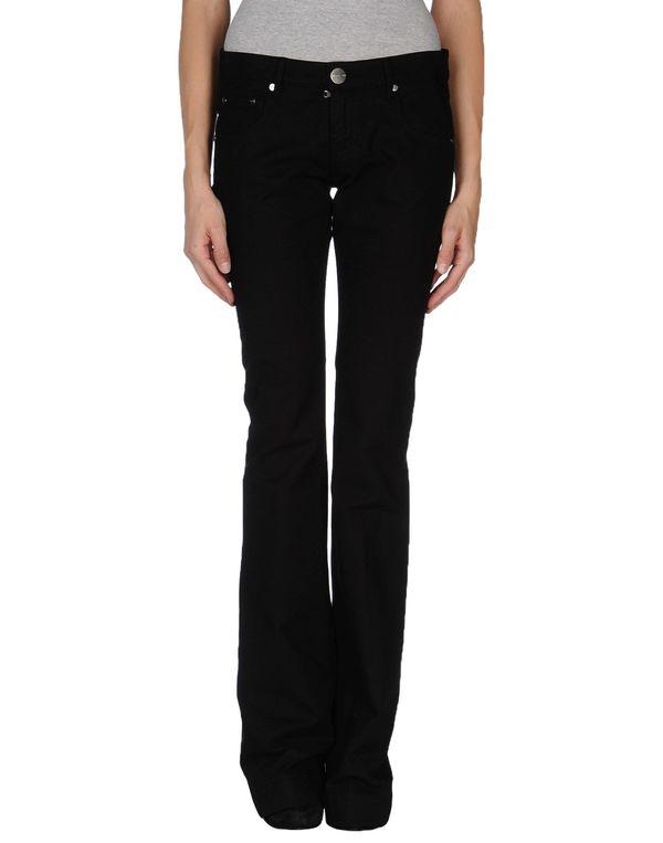 黑色 PINKO 牛仔裤