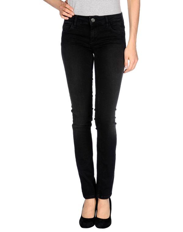 黑色 LIU •JO JEANS 牛仔裤