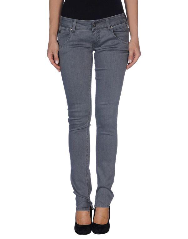 灰色 MANILA GRACE 牛仔裤