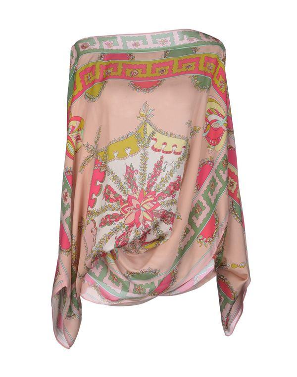 粉红色 EMILIO PUCCI 女士衬衫