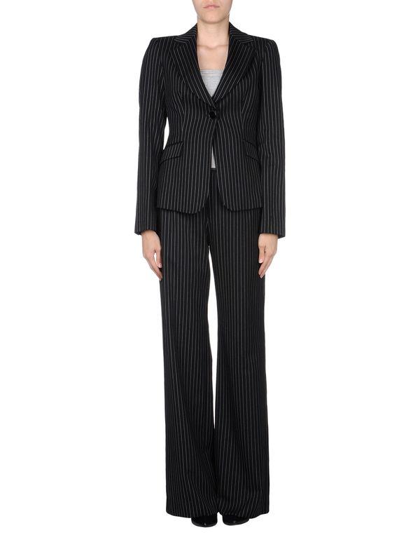 黑色 ARMANI COLLEZIONI 女士西装套装