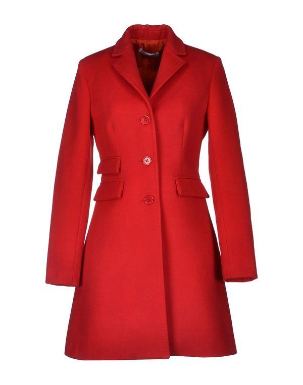 红色 ANGELA MELE MILANO 大衣