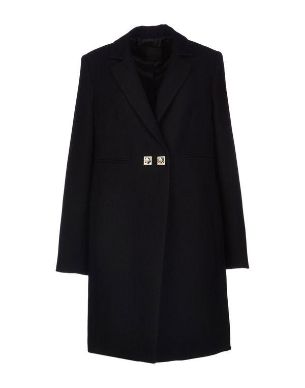 黑色 PINKO BLACK 大衣