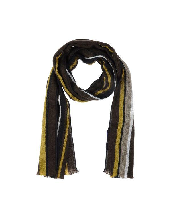 深棕色 ETRO 围巾