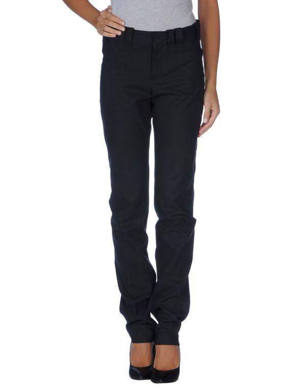 黑色 JEAN PAUL GAULTIER FEMME 裤装