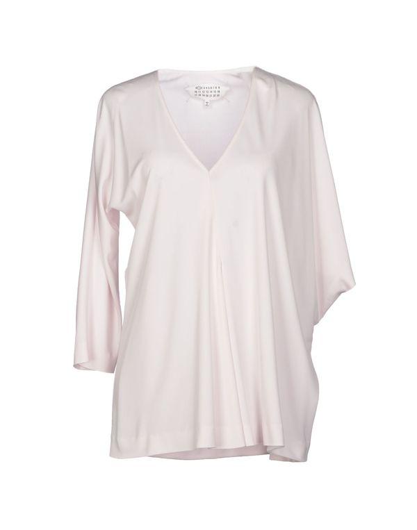 浅粉色 MAISON MARTIN MARGIELA 1 T-shirt