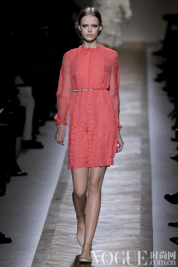 Valentino2011春夏时装秀