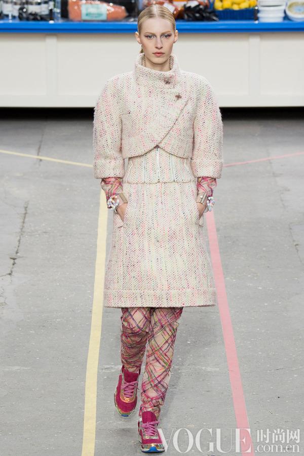 Chanel2014秋冬时装秀