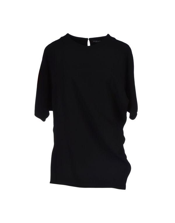 黑色 NARCISO RODRIGUEZ 女士衬衫