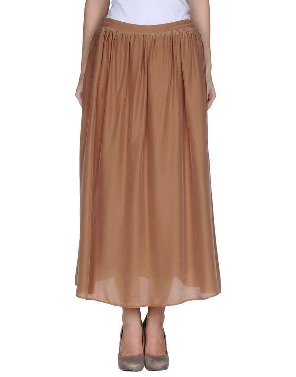 驼色 MANILA GRACE 半长裙