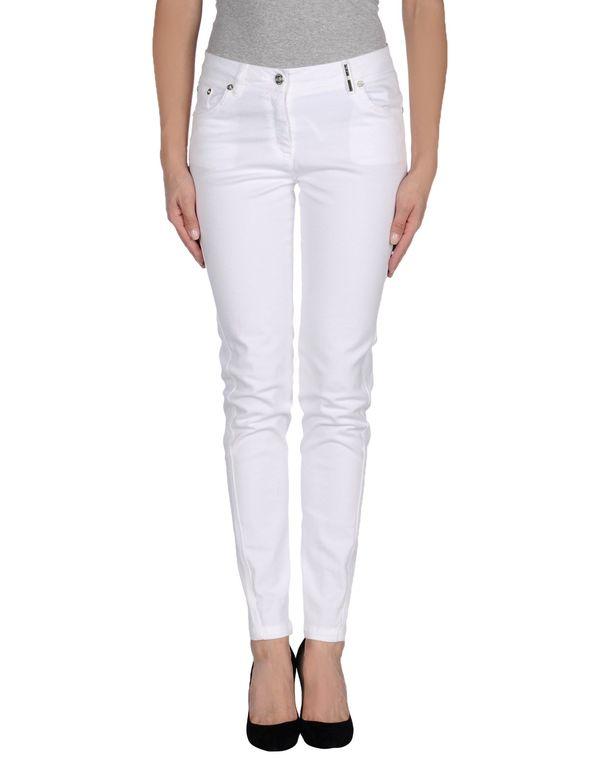 白色 KENZO 裤装