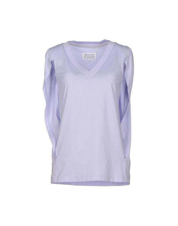丁香紫 MAISON MARTIN MARGIELA 1 T-shirt