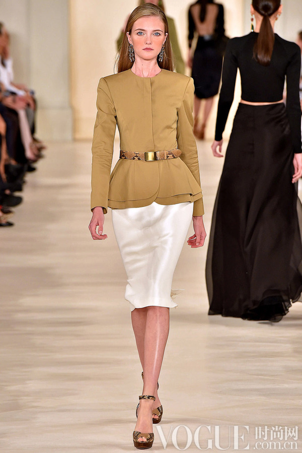 Ralph Lauren2015春夏时装秀