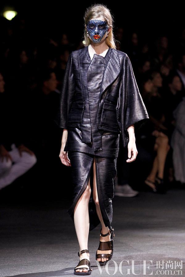 Givenchy2014春夏时装秀