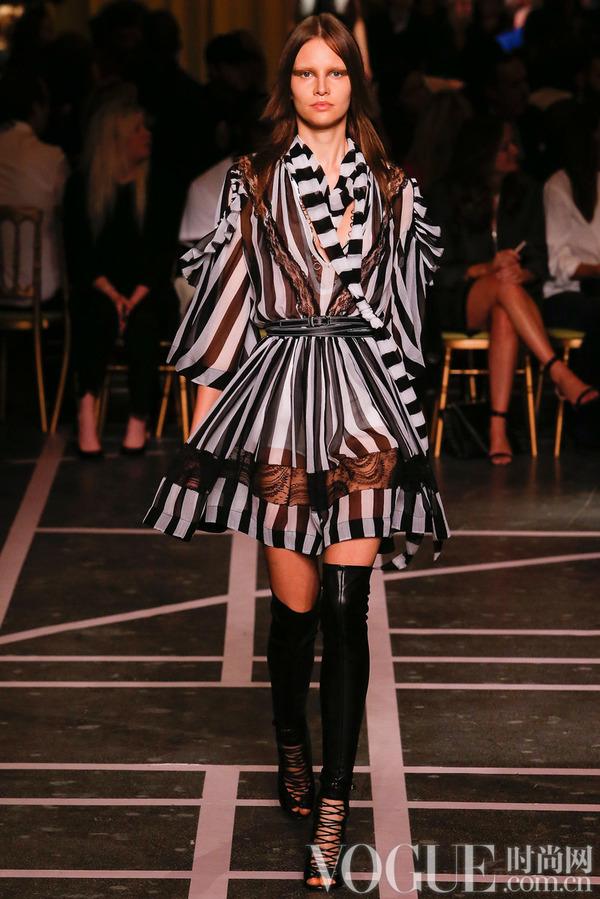 Givenchy2015春夏时装秀
