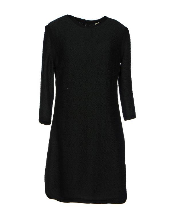 黑色 SEA 短款连衣裙