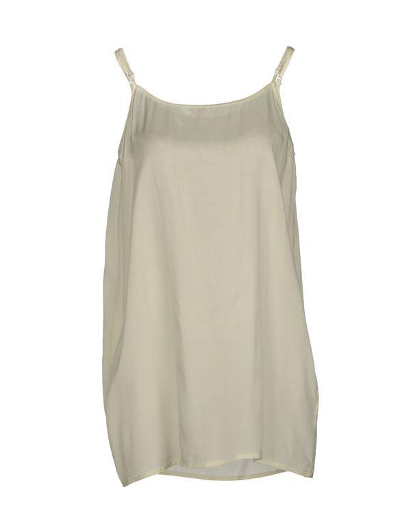 象牙白 HOSS INTROPIA 短款连衣裙