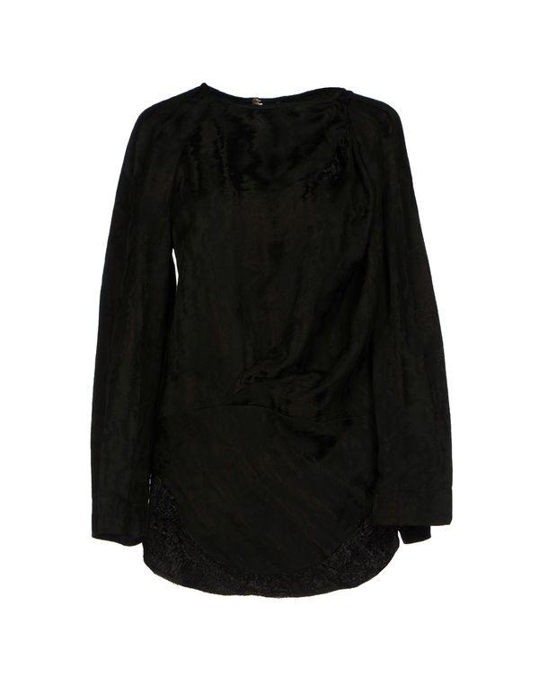 黑色 ISABEL MARANT 女士衬衫