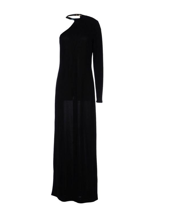 黑色 JOSEPH 长款连衣裙