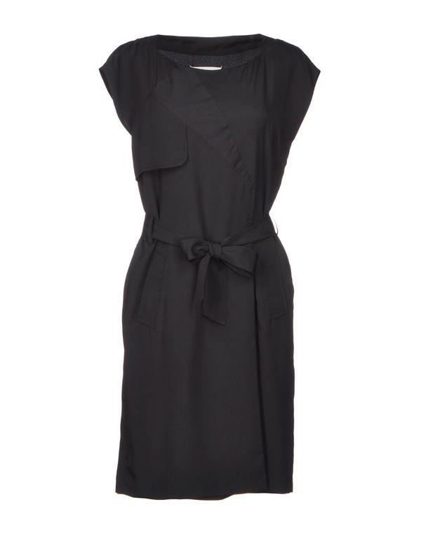 黑色 MAISON MARTIN MARGIELA 1 短款连衣裙