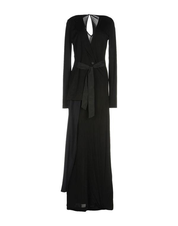 黑色 MAISON MARTIN MARGIELA 1 长款连衣裙