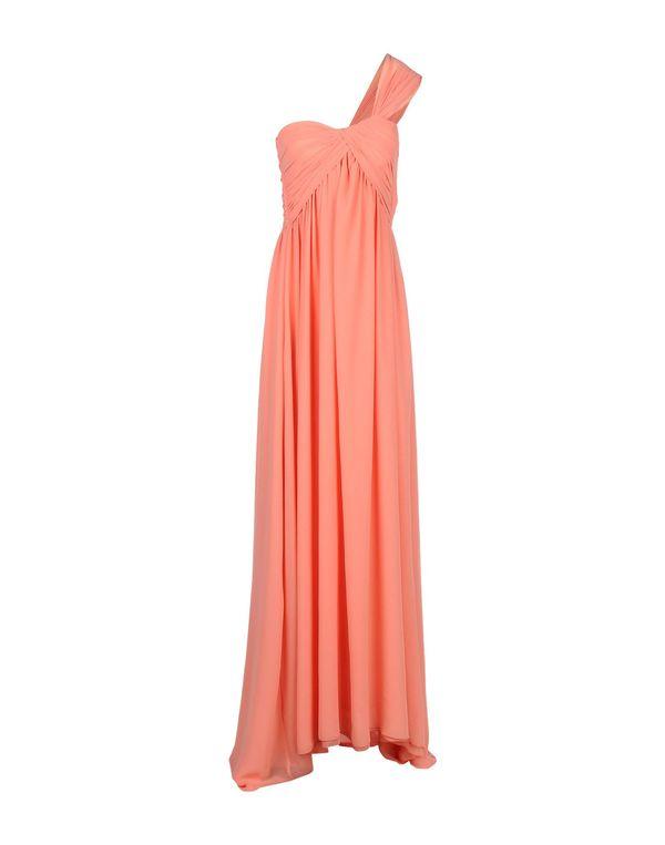 粉红色 MSGM 长款连衣裙