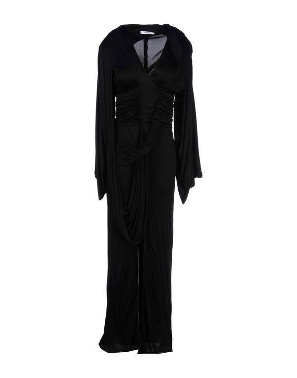 黑色 GIVENCHY 长款连衣裙