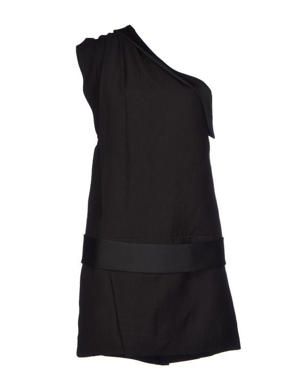 黑色 ISABEL MARANT 短款连衣裙