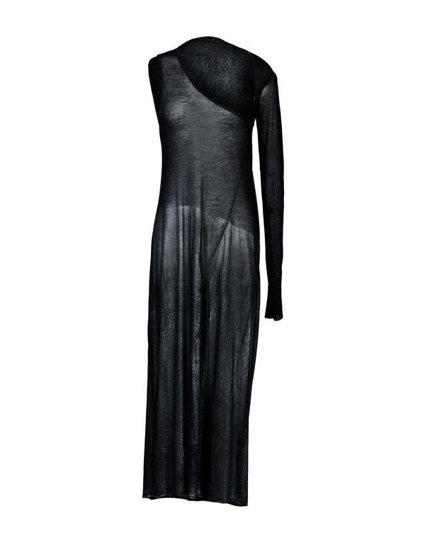 黑色 NICOLAS ANDREAS TARALIS 长款连衣裙