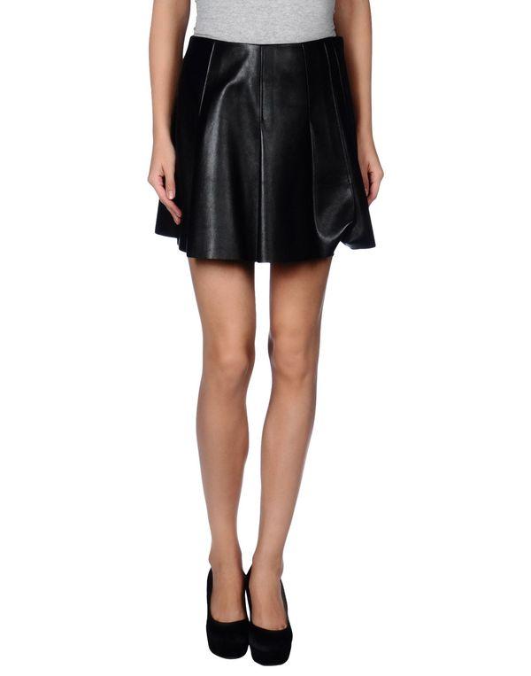 黑色 VIKTOR & ROLF 超短裙
