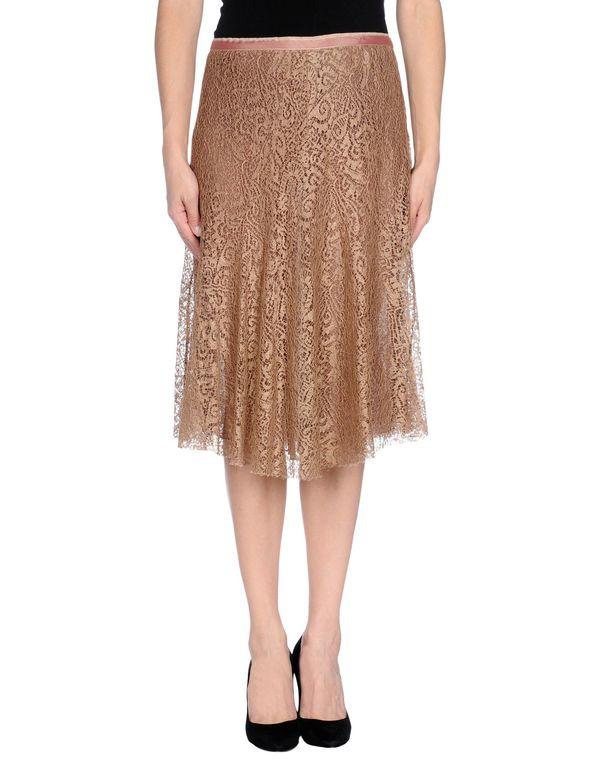 裸色 BLUMARINE 半长裙