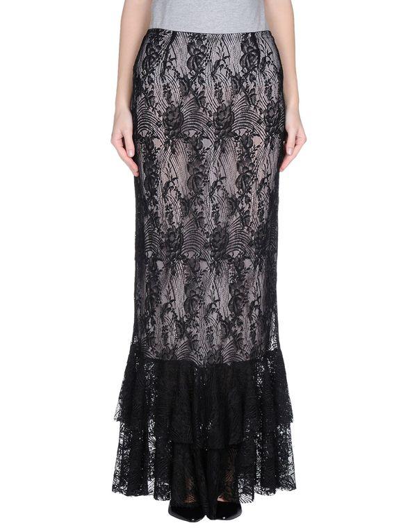 黑色 BLUMARINE 长裙