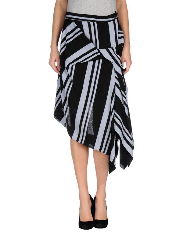 黑色 VIVIENNE WESTWOOD ANGLOMANIA 半长裙