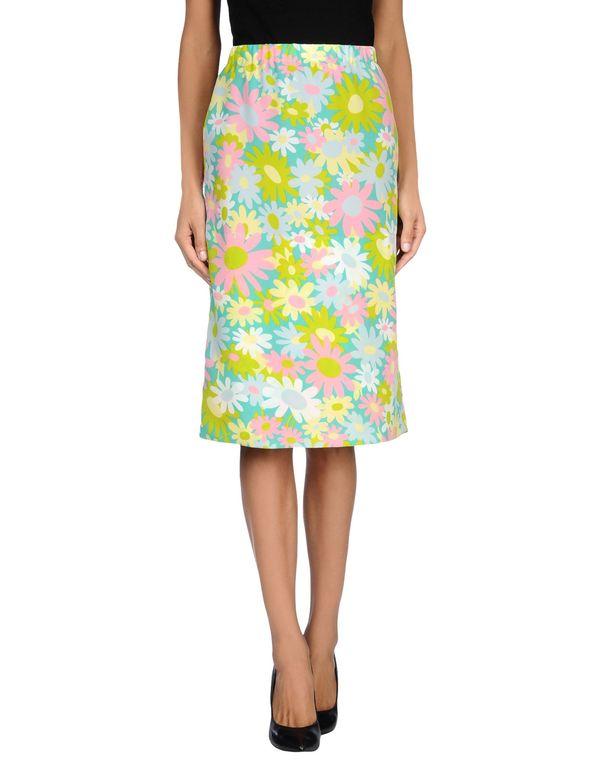浅绿色 MARNI 半长裙