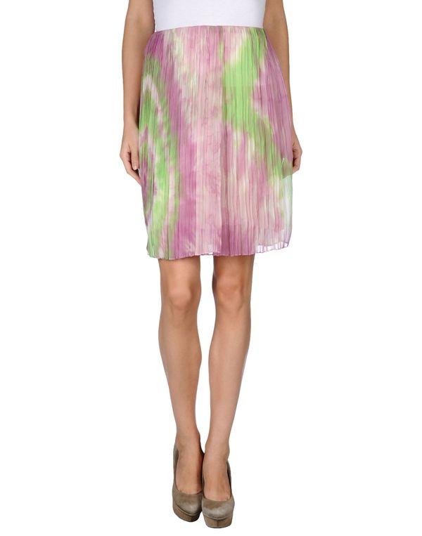 浅紫色 BLUMARINE 及膝半裙