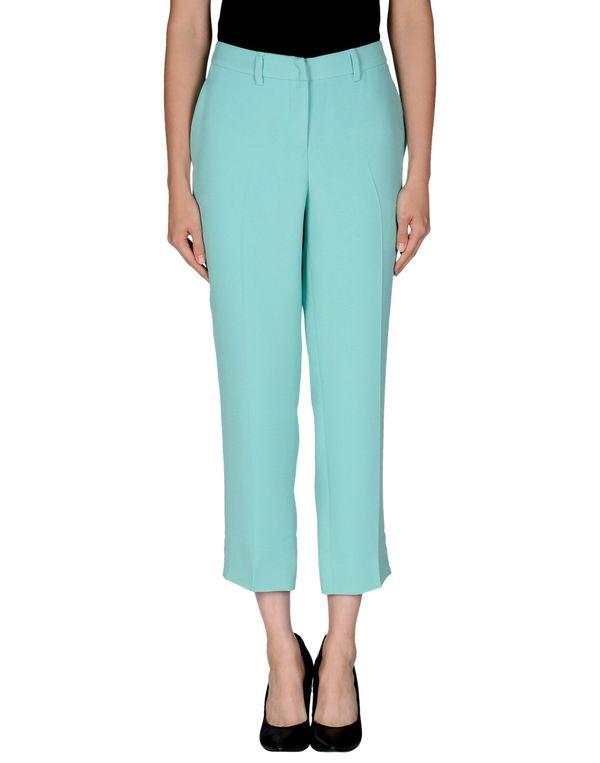 浅绿色 MIU MIU 裤装