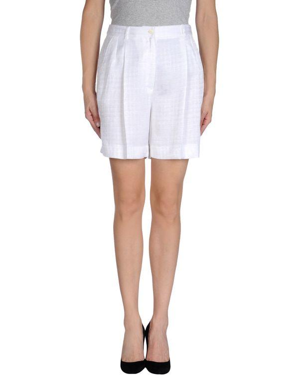 白色 DOLCE & GABBANA 短裤