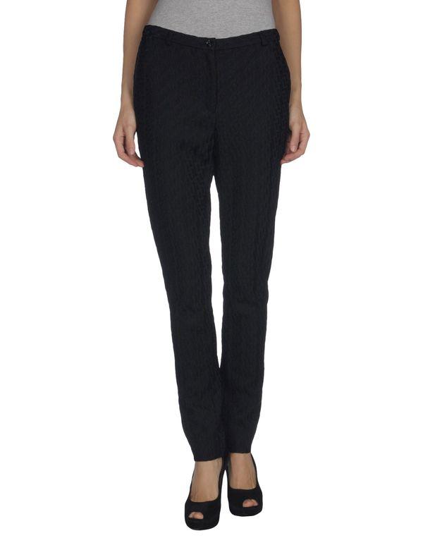 黑色 MISSONI 裤装