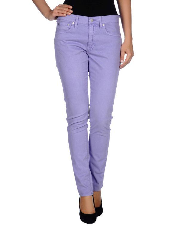 丁香紫 RALPH LAUREN 裤装