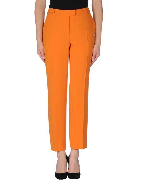 橙色 MOSCHINO CHEAPANDCHIC 裤装