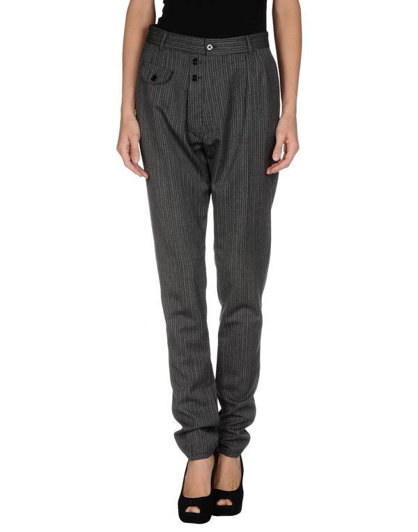 灰色 DOLCE & GABBANA 裤装