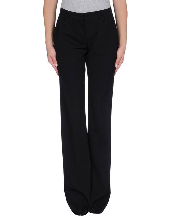 黑色 PRADA 裤装