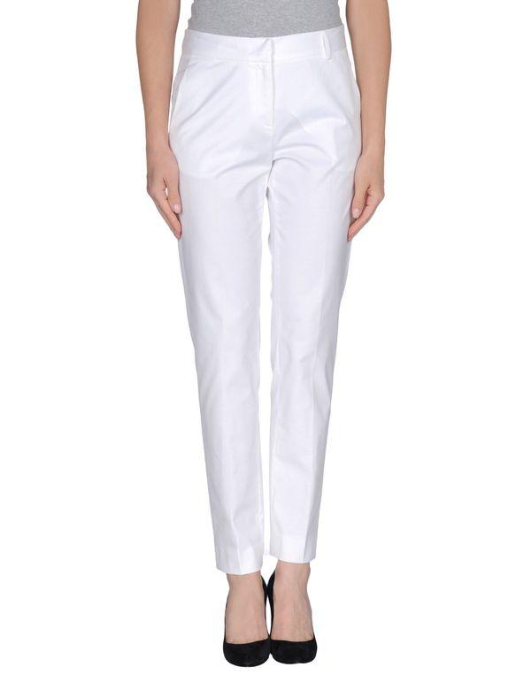 白色 VALENTINO ROMA 裤装