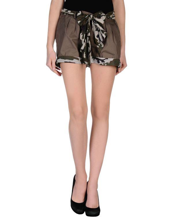 鸽灰色 HANITA 短裤