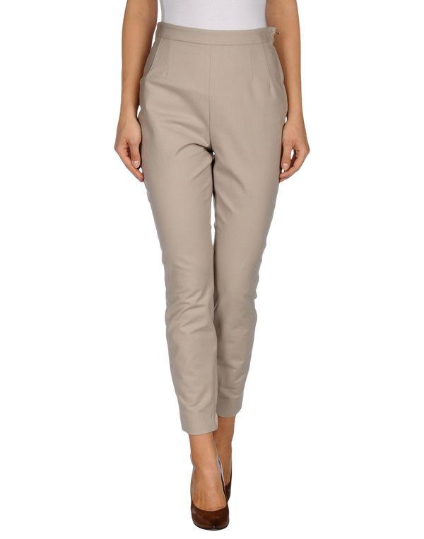 淡灰色 DOLCE & GABBANA 裤装
