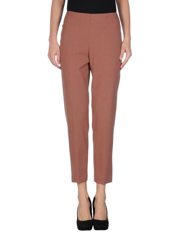 浅棕色 BRUNELLO CUCINELLI 裤装