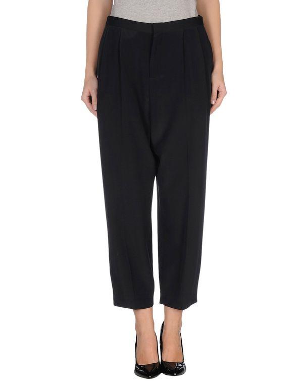 黑色 NEIL BARRETT 裤装