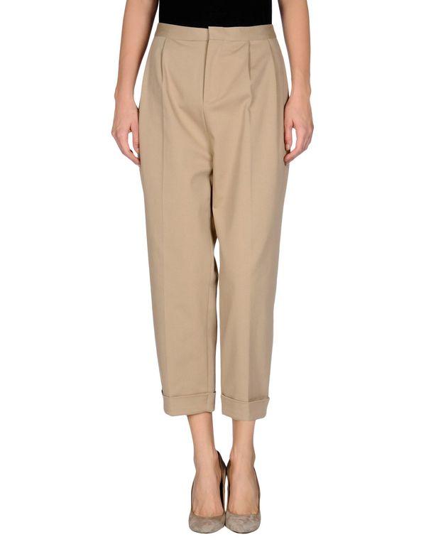 沙色 NEIL BARRETT 裤装