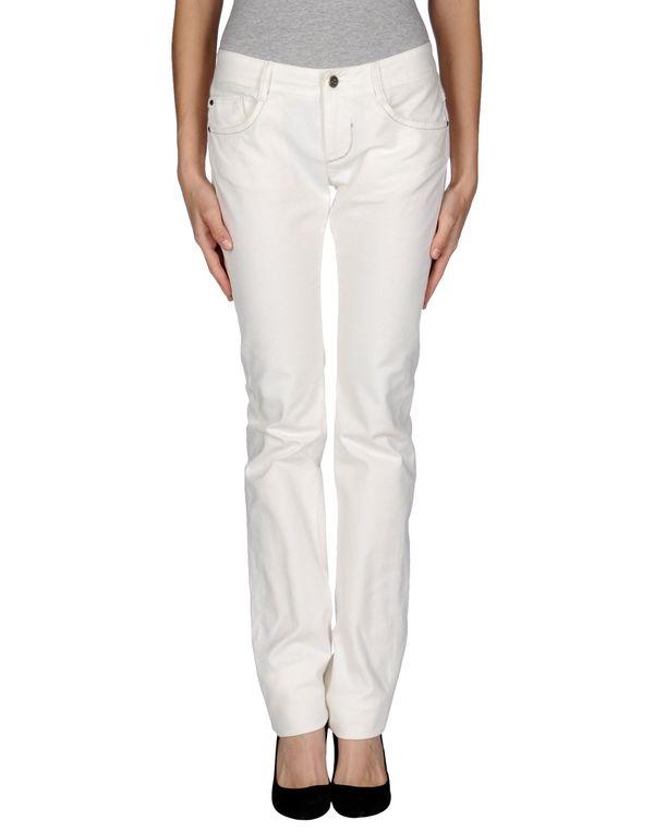 白色 PEUTEREY 裤装